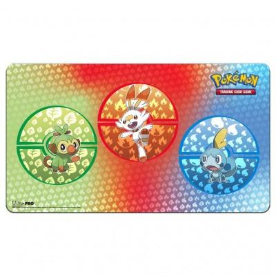 Foto van TCG Pokémon Sword & Shield Galar Starters Playmat POKEMON