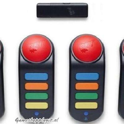 Foto van Buzz! Wireless Buzzers (Los) PS3