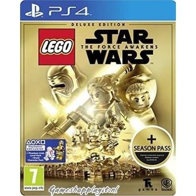 Foto van Lego Star Wars: The Force Awakens Deluxe Edition