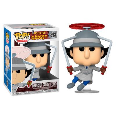 Pop! Animation: Inspector Gadget - Inspector Gadget Flying FUNKO