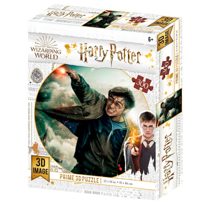 Foto van Harry Potter: Battle Prime 3D puzzle 300pcs PUZZEL
