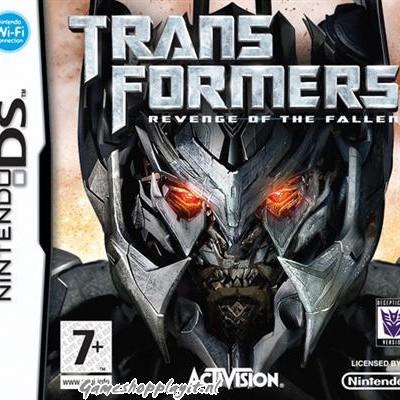 Foto van Transformers Revenge Of The Fallen Decepticons NDS