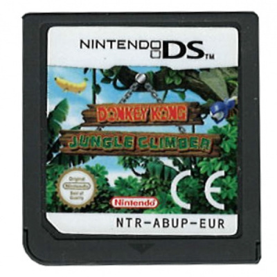 Foto van Donkey Kong Jungle Climber (Gamecard Only) NDS