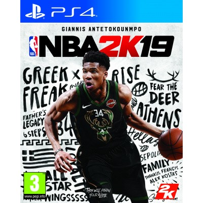 Foto van Nba 2K19 PS4