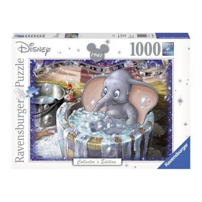 Disney Classics Dumbo Puzzle 1000pc PUZZEL