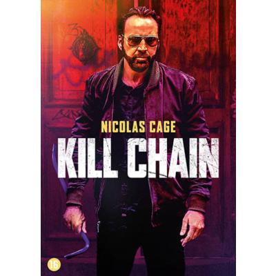 Foto van Kill Chain DVD