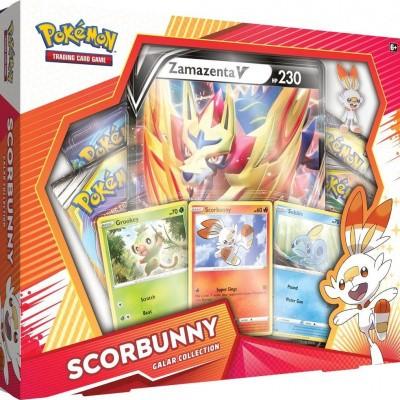 TCG Pokémon Galar Collection Box - Scorbunny POKEMON