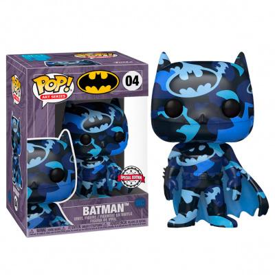 Pop! Art Series: DC Comics - Batman 04 Artist Srs + Case Exclusive FUNKO