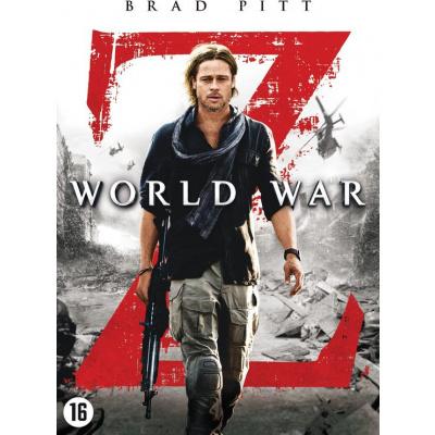 Foto van World War Z DVD