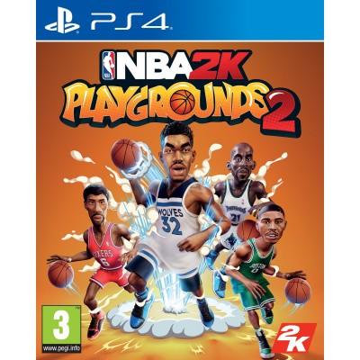 Foto van NBA 2K Playgrounds 2 PS4