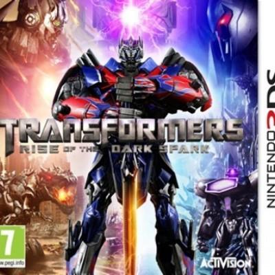 Foto van Transformers Rise Of The Dark Spark 3DS