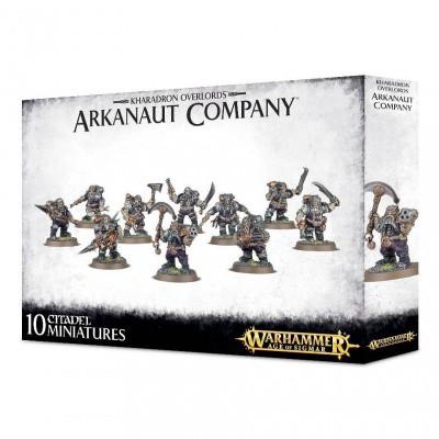 Kharadron Overlord Arkanaut Company WARHAMMER AOS