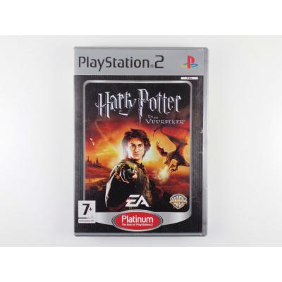 Foto van Harry Potter En De Vuurbeker (Platinum) PS2