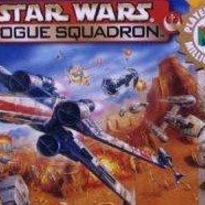 Foto van Star Wars Rogue Squadron N64