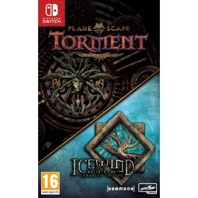 Foto van Planescape: Torment / Icewind Dale: Enhanced Edition Nintendo Switch
