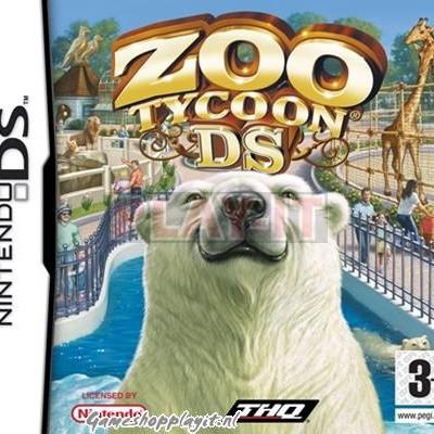 Zoo Tycoon NDS