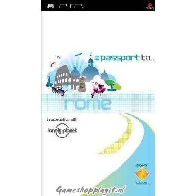 Passport To Rome PSP
