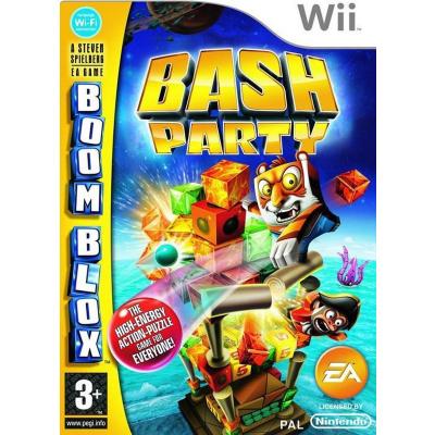 Foto van Boom Blox Smash Party WII