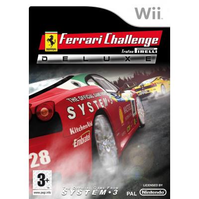 Ferrari Challenge Deluxe WII