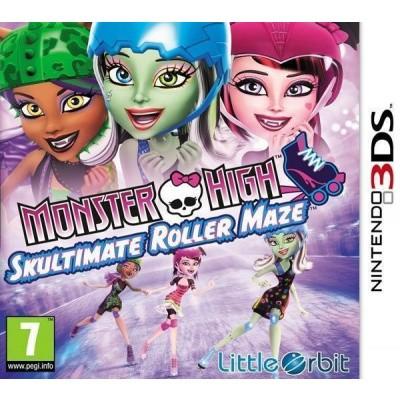 Foto van Monster High Skultimate Roller Maze 3DS