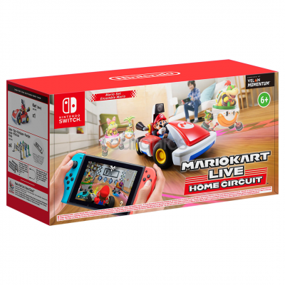 Foto van Mario Kart Live: Home Circuit - Mario SWITCH