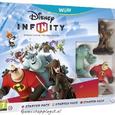 Foto van Disney Infinity Starter Pack WII U