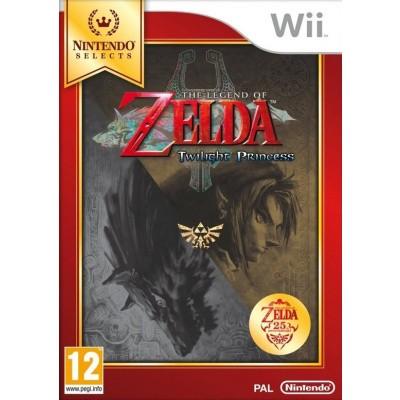 Foto van The Legend Of Zelda Twilight Princess (Selects) WII