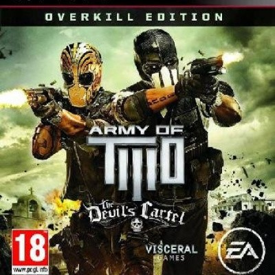 Foto van Army Of Two The Devil's Cartel Overkill Edition PS3