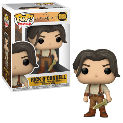 Pop! Movies: The Mummy - Rick O'Connell FUNKO