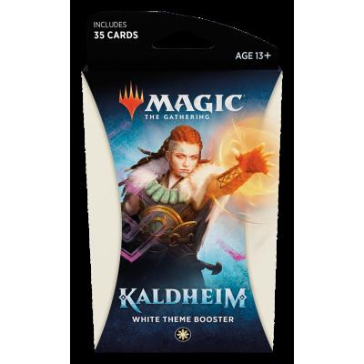 TCG Magic The Gathering Kaldheim White Theme Booster MAGIC THE GATHERING