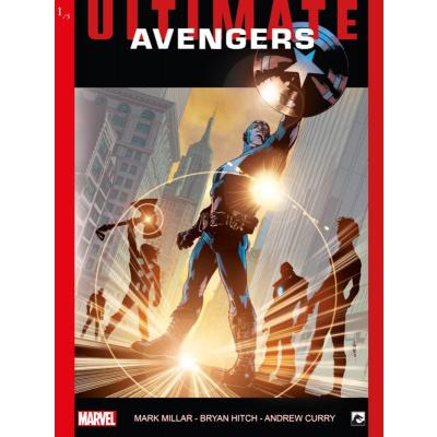Foto van Ultimate Avengers 1 (NL-editie) COMICS