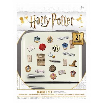 Harry Potter: Magnet Set MERCHANDISE
