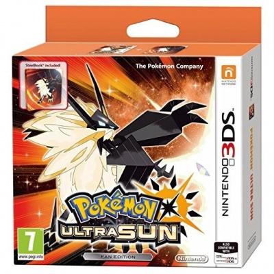 Pokemon: Ultra Sun - Fan Edition 3DS