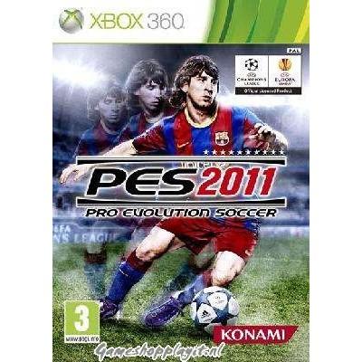 Foto van Pro Evolution Soccer 2011 (Duits) (Pes 2011) XBOX 360
