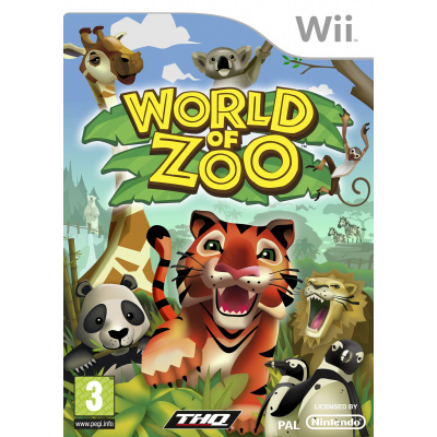 World Of Zoo WII