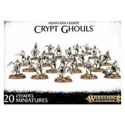 Foto van Flesh-Eater Courts Crypt Ghouls Warhammer Age of Sigmar