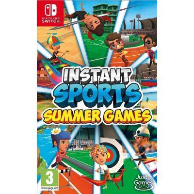 Foto van Instant Sports: Summer Games SWITCH