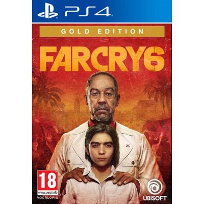 Foto van Far Cry 6 Gold Edition PS4