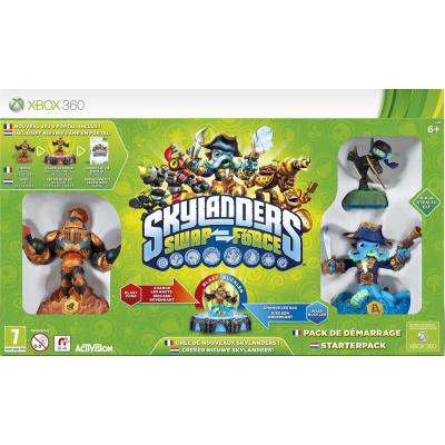 Foto van Skylanders Swap Force Starter Pack XBOX 360