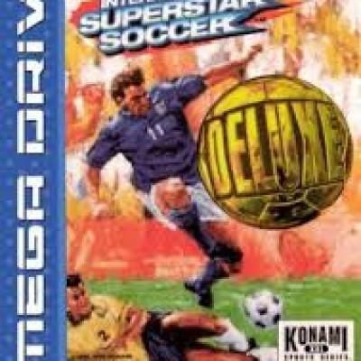 Foto van International Superstar Soccer SEGA