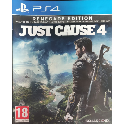 Just Cause 4 (Renegade Edition) PS4