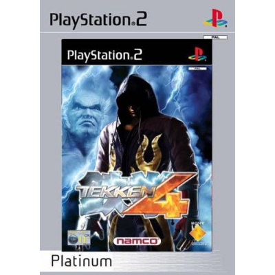 Tekken 4 (Platinum) PS2