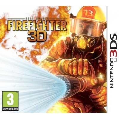 Real Heroes Firefighter 3D 3DS