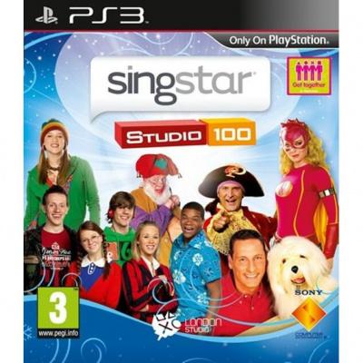 Singstar Studio 100 PS3
