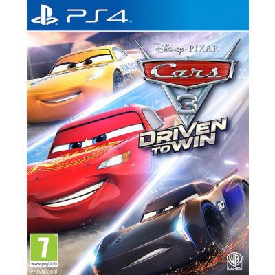 Foto van Cars 3 Driven To Win PS4