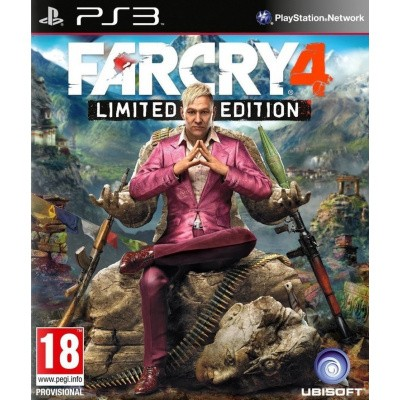 Foto van Far Cry 4 Limited Edition PS3