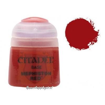 Citadel Base - Mephiston Red CITADEL