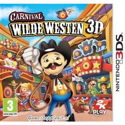 Carnival Wilde Westen 3D 3DS