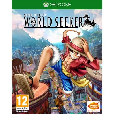 Foto van One Piece World Seeker XBOX ONE