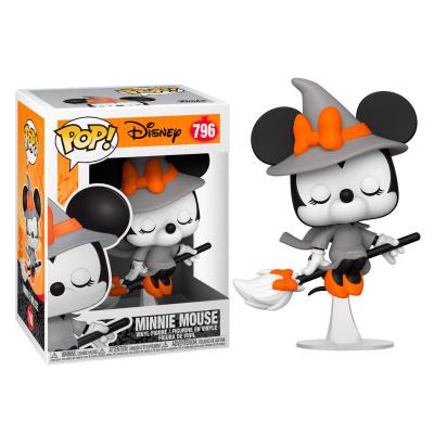 Pop! Disney: Halloween - Witchy Minnie FUNKO